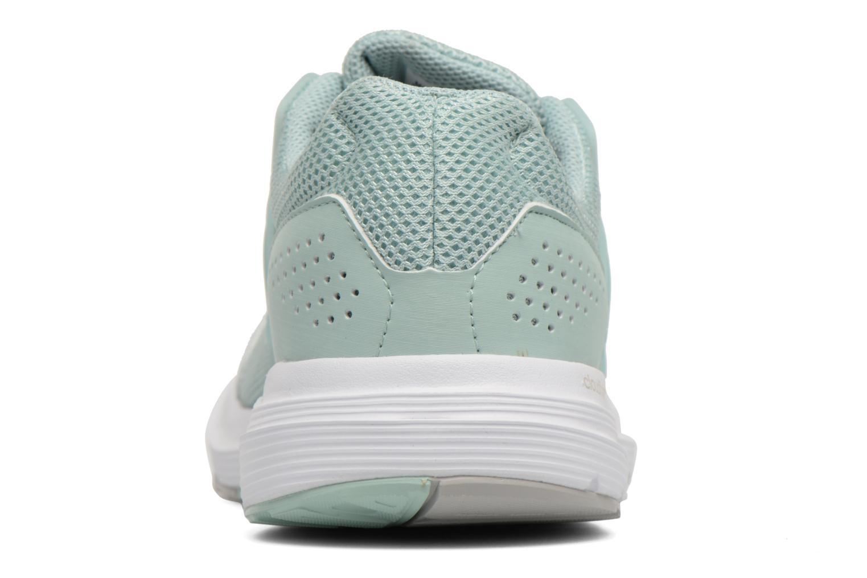 Chaussures de sport Adidas Performance Galaxy 4 Bleu vue droite