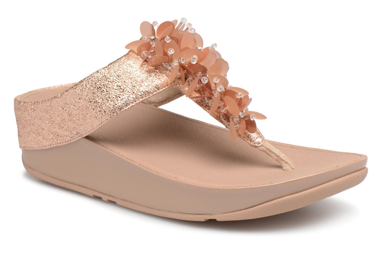 Zapatos promocionales FitFlop Boogaloo Toe Post (Rosa) - Zuecos   Los zapatos más populares para hombres y mujeres