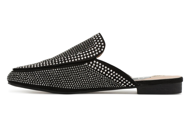 Mules et sabots I Love Shoes Thelui Noir vue face