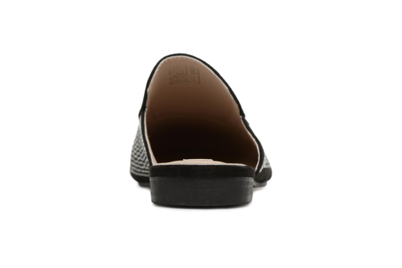 Mules et sabots I Love Shoes Thelui Noir vue droite