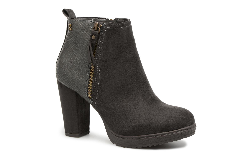 Bottines et boots Refresh 63704 Gris vue détail/paire