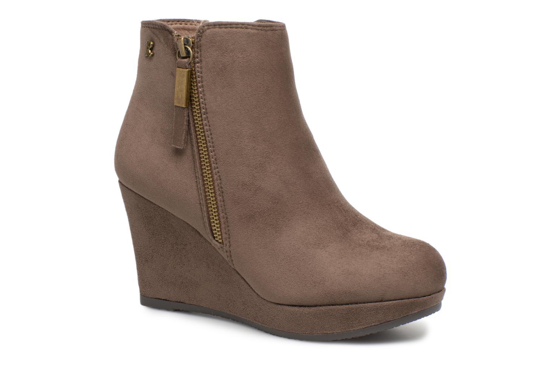 Grandes descuentos últimos zapatos Refresh 63718 (Marrón) - Botines  Descuento