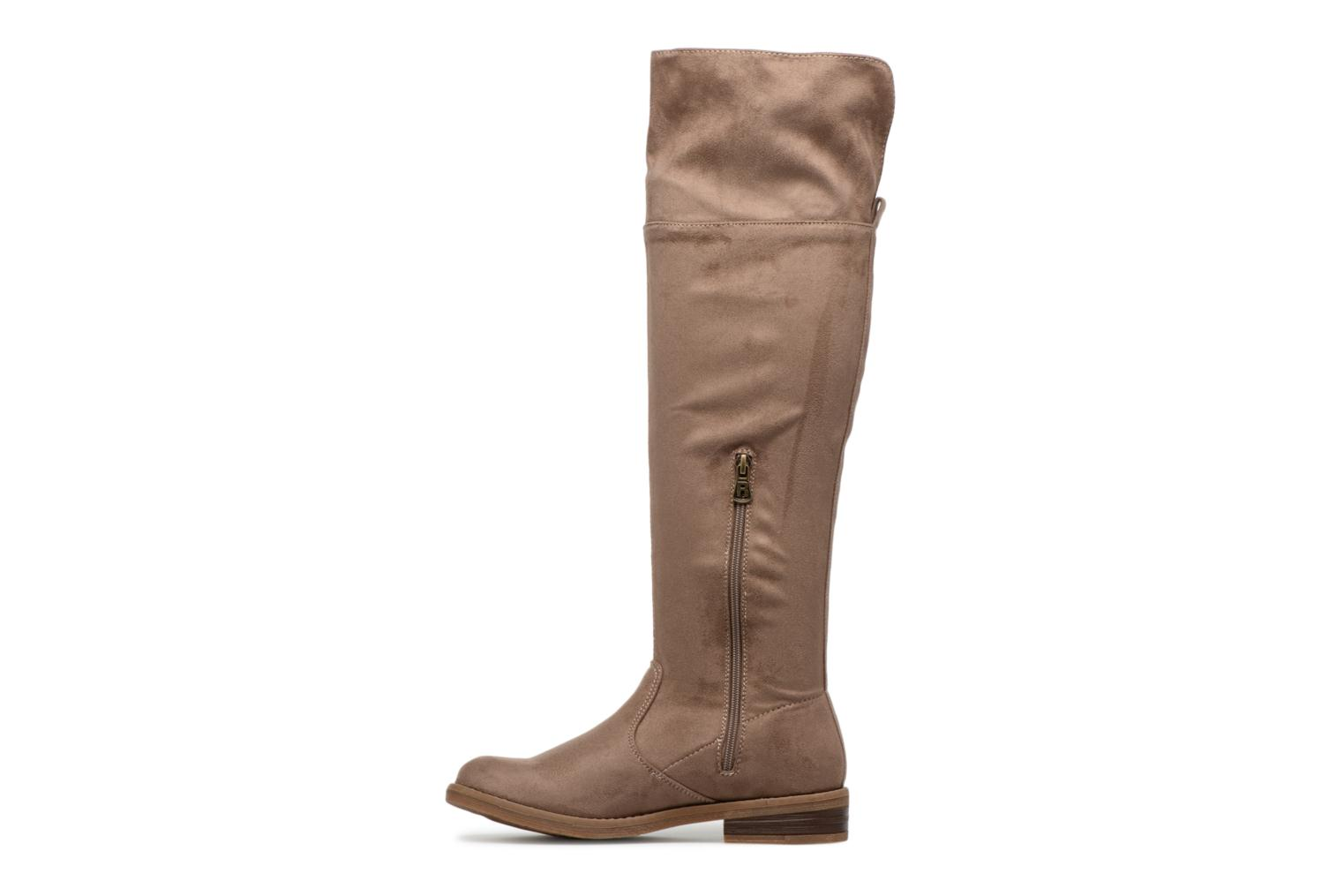 Boots & wellies Refresh 63896 Beige front view