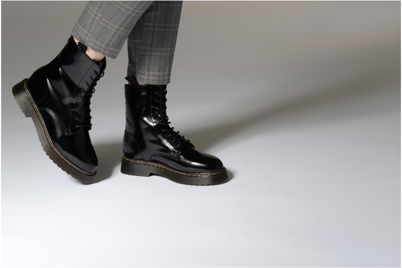 Bottines et boots Refresh 64024 Noir vue bas / vue portée sac