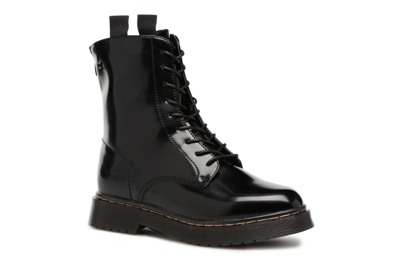 Bottines et boots Refresh 64024 Noir vue détail/paire