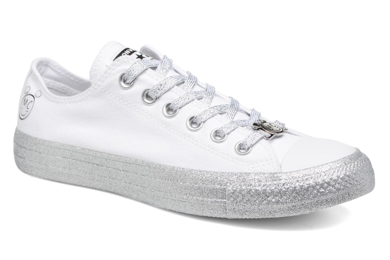 Grandes descuentos últimos zapatos Converse Converse x Miley Taylor Cyrus Chuck Taylor Miley All Star Ox (Blanco) - Deportivas Descuento ee73fe
