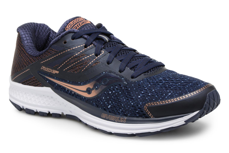 Zapatos promocionales Saucony Ride 10 W (Azul) - Zapatillas de deporte   Los zapatos más populares para hombres y mujeres