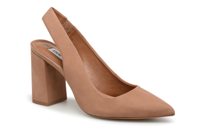 Marques Chaussure femme Steve Madden femme Dove Sandal Camel