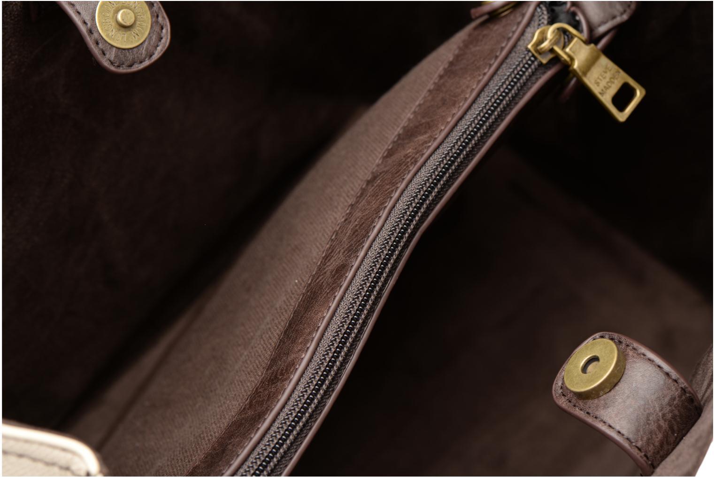 Handtaschen Steve Madden Bkaeley beige ansicht von hinten