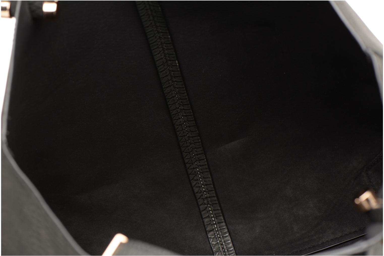 Handtaschen Steve Madden Bisabell schwarz ansicht von hinten