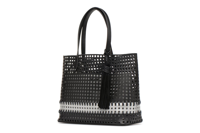 Handtaschen Steve Madden Bberthaa schwarz schuhe getragen