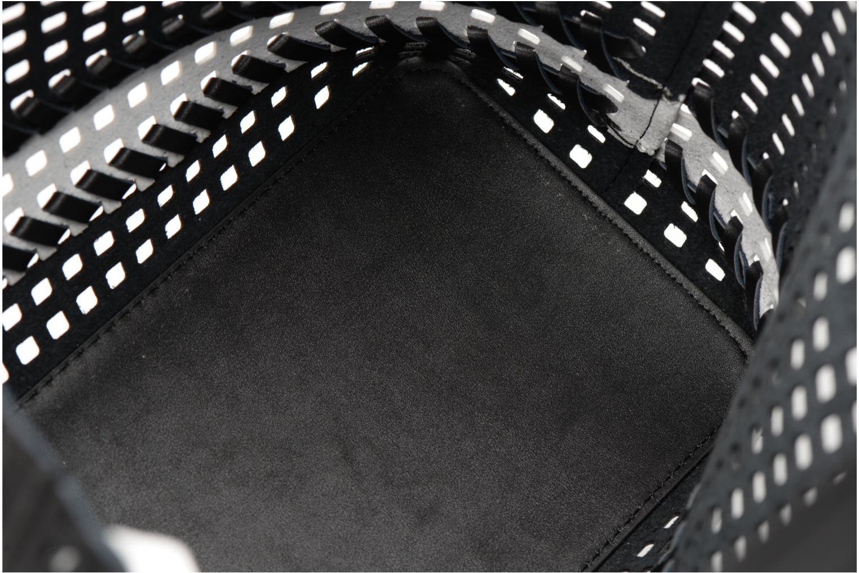 Handtaschen Steve Madden Bberthaa schwarz ansicht von hinten