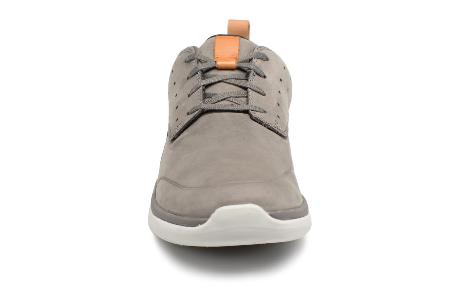 Sneakers Clarks Garratt Lace Grijs model