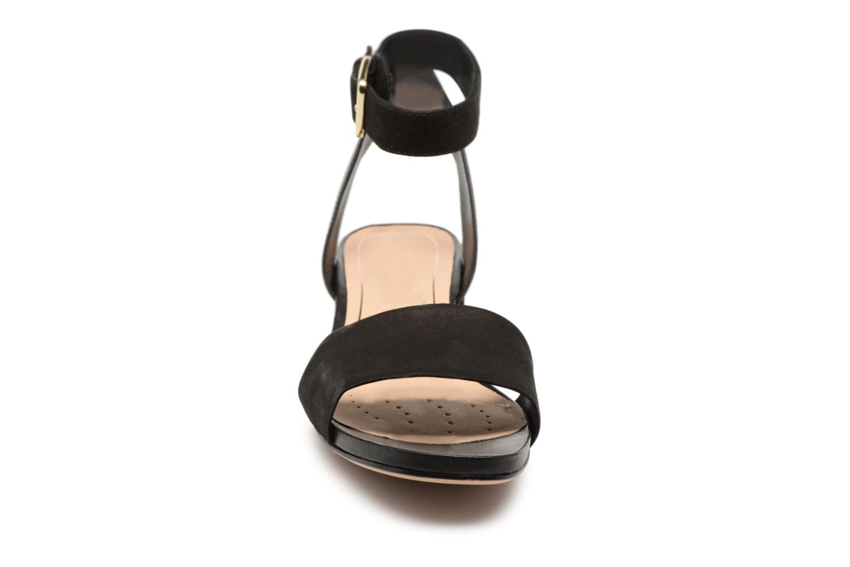 Sandaler Clarks Orabella Rose Svart bild av skorna på