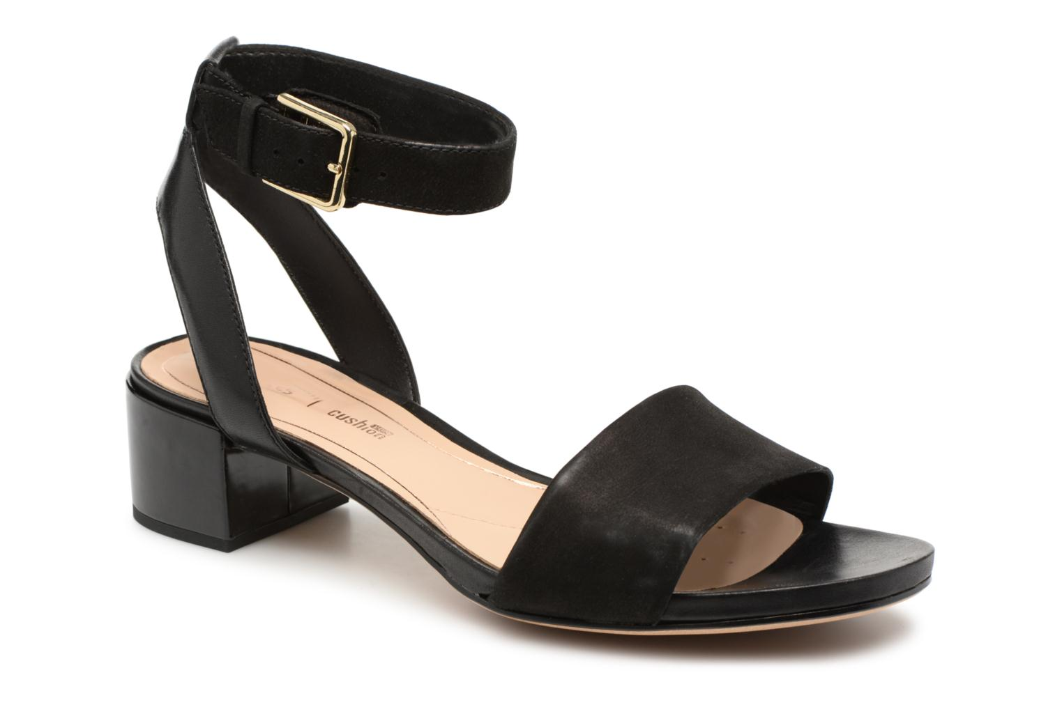 Marques Chaussure femme Clarks femme Orabella Rose Black Combi