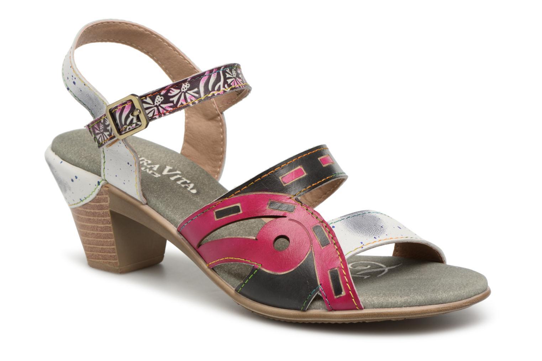 Grandes descuentos últimos zapatos Laura Vita BETTINO 07 (Multicolor) - Sandalias Descuento