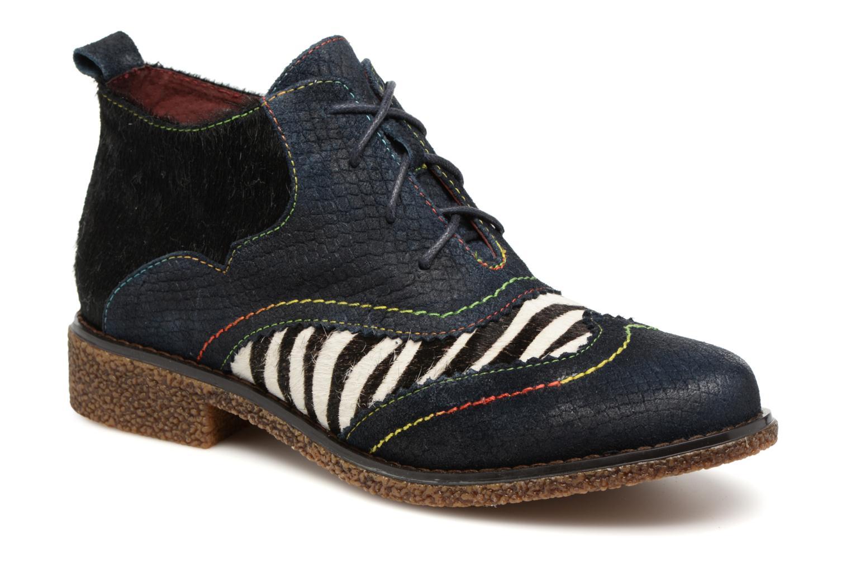 Laura Vita CORALIE 07 (Multicolore) - Chaussures à lacets chez Sarenza (326189)
