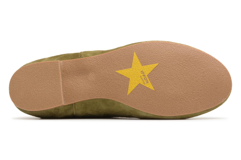 Zapatos de mujer baratos zapatos de mujer Ippon Vintage PATCH-FLYBOAT (Verde) - Botines  en Más cómodo