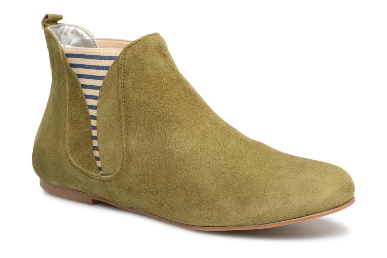 Zapatos promocionales Ippon Vintage PATCH-FLYBOAT (Verde) - Botines    Zapatos casuales salvajes