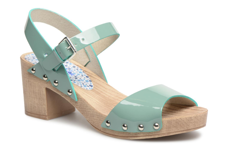 ZapatosIppon Vintage SOK-COLORS (Verde) - Sandalias   Los zapatos y más populares para hombres y zapatos mujeres d9fd03