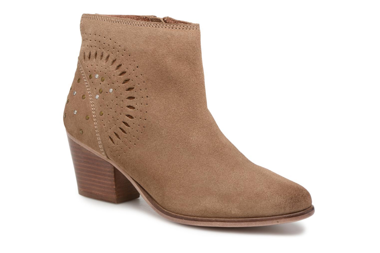 Grandes descuentos últimos zapatos Gioseppo ARELA (Marrón) - Botines  Descuento