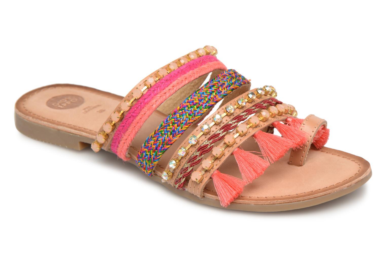 Los últimos zapatos Gioseppo de hombre y mujer Gioseppo zapatos CHITAE (Rosa) - Zuecos en Más cómodo 0f4139
