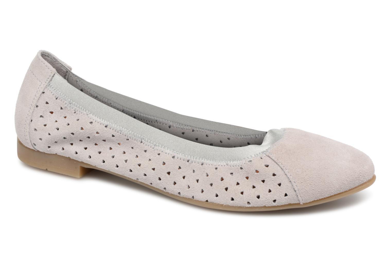Los últimos zapatos de descuento para hombres y mujeres Gioseppo PIERINA (Gris) - Bailarinas en Más cómodo