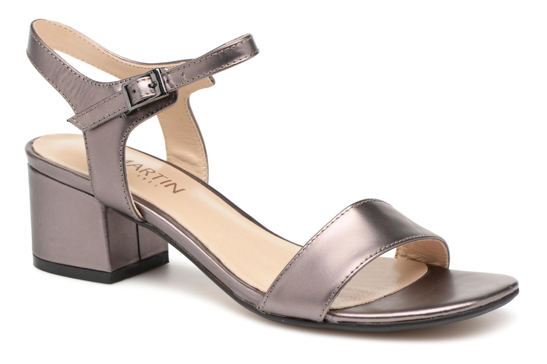 Grandes descuentos últimos zapatos JB MARTIN Kristal (Gris) - Sandalias Descuento