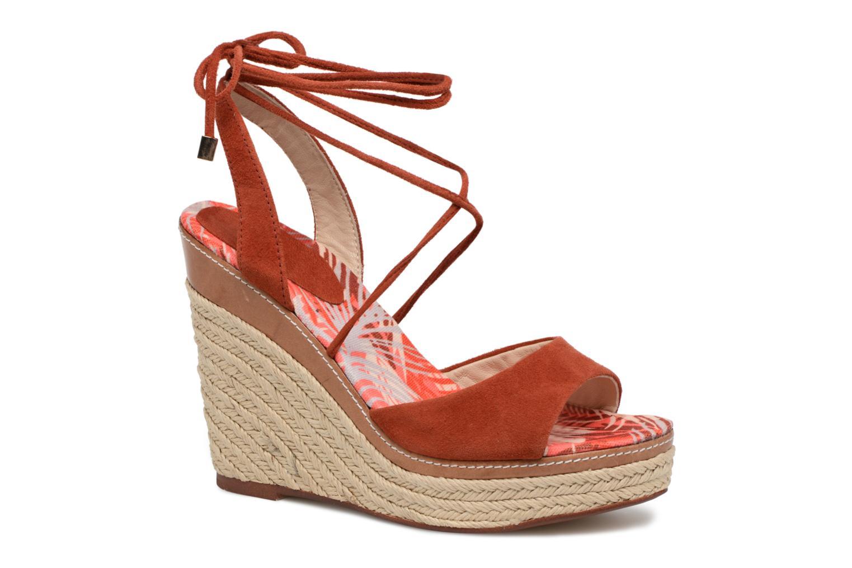 Grandes descuentos últimos zapatos JB MARTIN Lavinia (Rojo) - Alpargatas Descuento