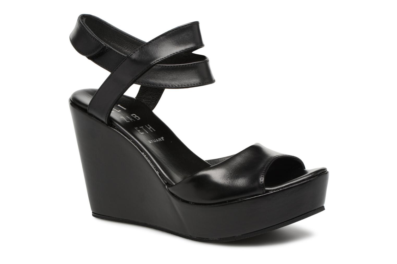 Zapatos cómodos y versátiles Elizabeth Stuart Berny 721 (Negro) - Sandalias en Más cómodo