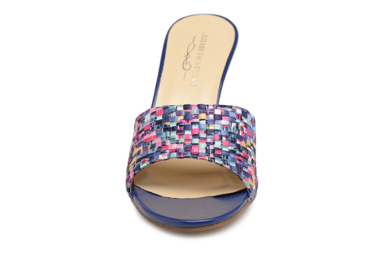 Mules et sabots Elizabeth Stuart Bliz 250 Multicolore vue portées chaussures