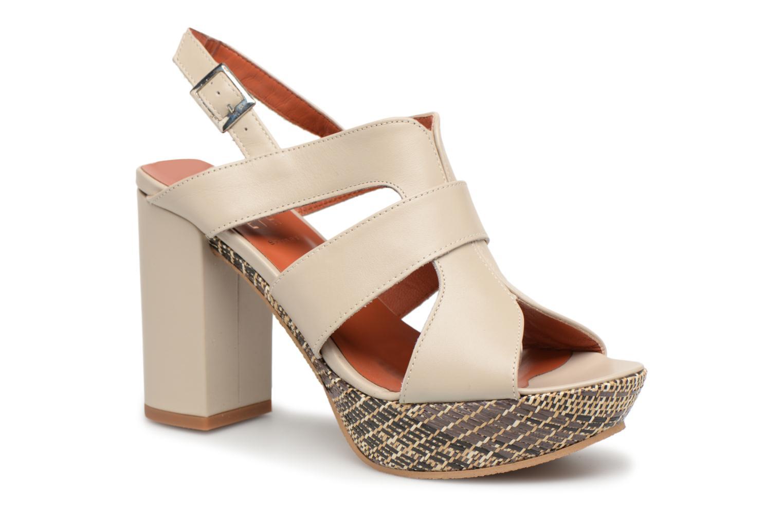 Zapatos promocionales Elizabeth Stuart Byr 721 (Beige) - Sandalias   Los últimos zapatos de descuento para hombres y mujeres