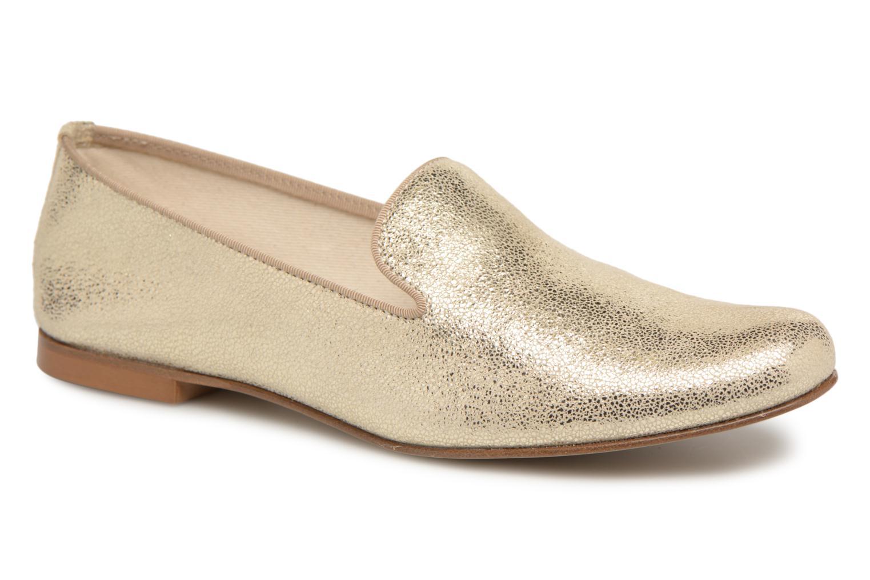 Grandes descuentos últimos zapatos Elizabeth Stuart Isabelle 415 (Oro y bronce) - Mocasines Descuento