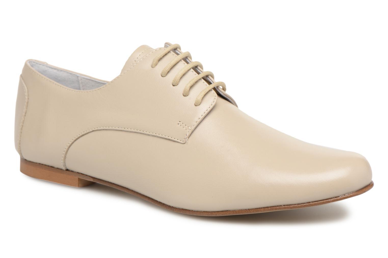 Grandes descuentos últimos zapatos Elizabeth Stuart Issio 304 (Beige) - Zapatos con cordones Descuento