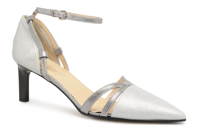 Zapatos Zapatos Zapatos cómodos y versátiles Elizabeth Stuart Rome 415/2 (Plateado) - Zapatos de tacón en Más cómodo 90d2ed