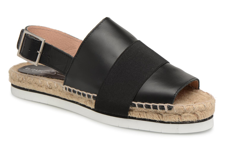 Grandes descuentos últimos zapatos Elizabeth Stuart Samoa 907 (Negro) - Alpargatas Descuento