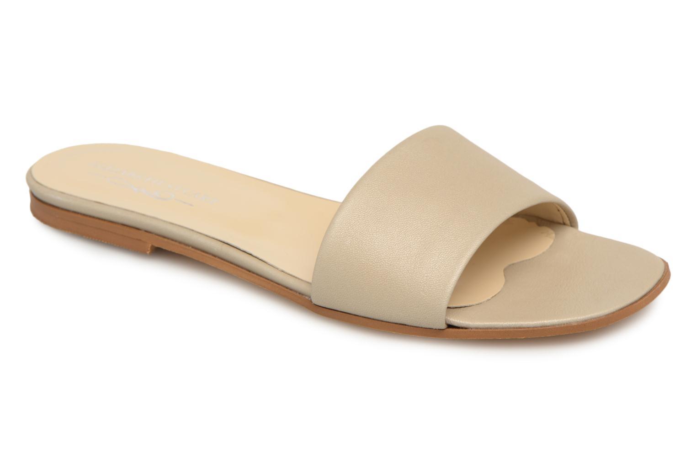 Zapatos de mujer baratos zapatos de mujer Elizabeth Stuart Phedre 309 (Beige) - Zuecos en Más cómodo
