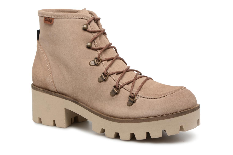 Grandes descuentos últimos zapatos MTNG 50842 (Beige) - Botines  Descuento