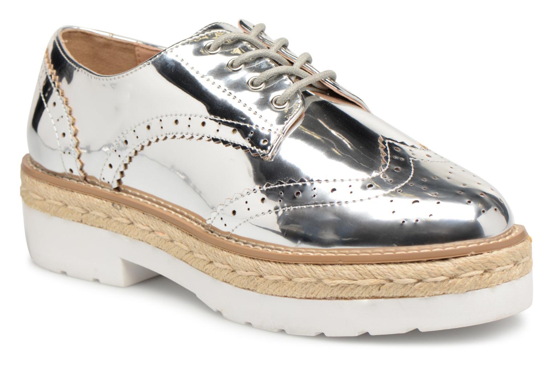 Grandes descuentos últimos zapatos MTNG 51785 (Plateado) - Zapatos con cordones Descuento