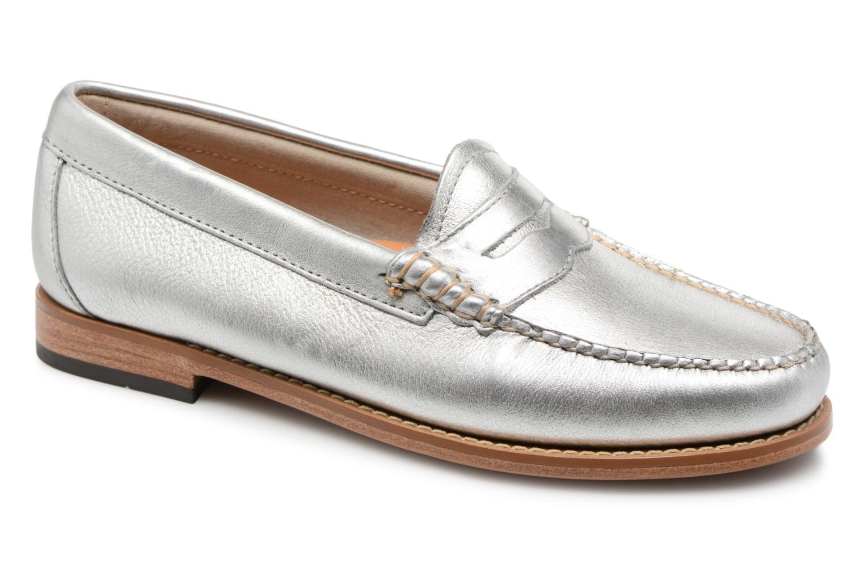 Zapatos promocionales G.H. Bass WEEJUN Penny metal (Plateado) - Mocasines   Los zapatos más populares para hombres y mujeres