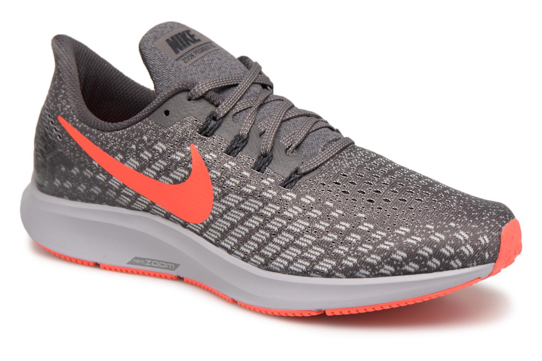 Chaussures de sport Nike Nike Air Zoom Pegasus 35 Gris vue détail/paire