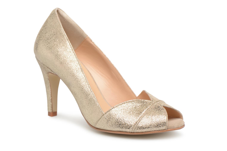 Grandes descuentos últimos zapatos Jonak DORINE 2 (Oro y bronce) - Zapatos de tacón Descuento