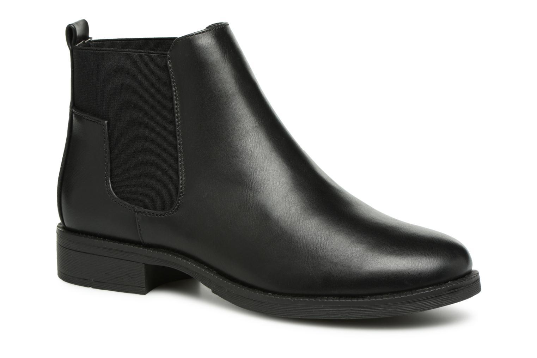 Zapatos casuales salvajes ONLY onlBIBI PU BOOTIE (Negro) - Botines  en Más cómodo