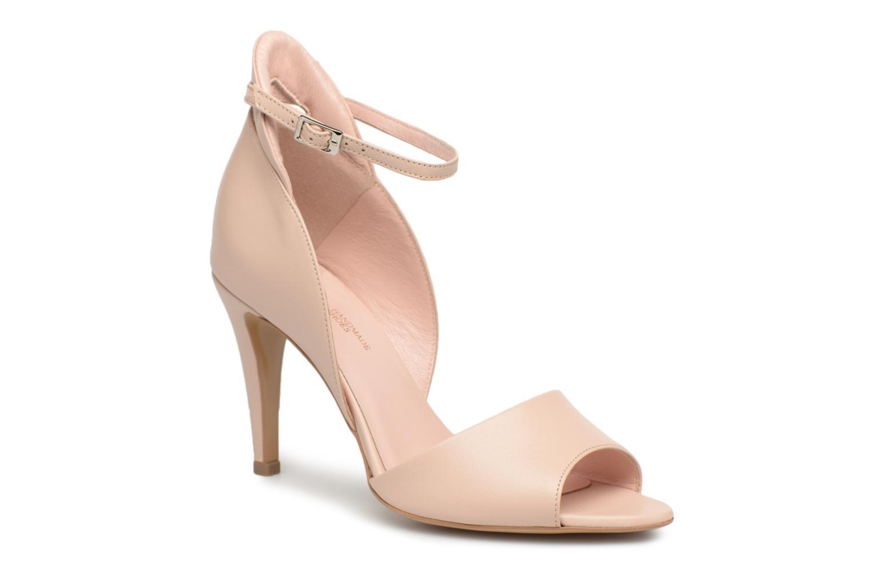 ZapatosL37 tacón High Five (Beige) - Zapatos de tacón ZapatosL37   Gran descuento a5b52e