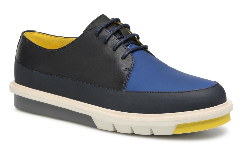 Últimos recortes de precios Camper Mateo (Azul) - Zapatos con cordones chez Sarenza