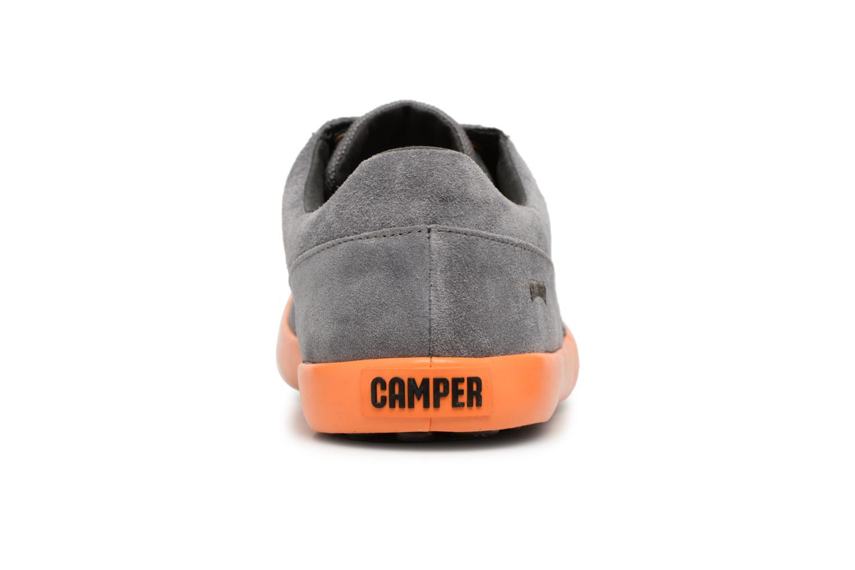 Sneakers Camper Pursuit Grijs rechts