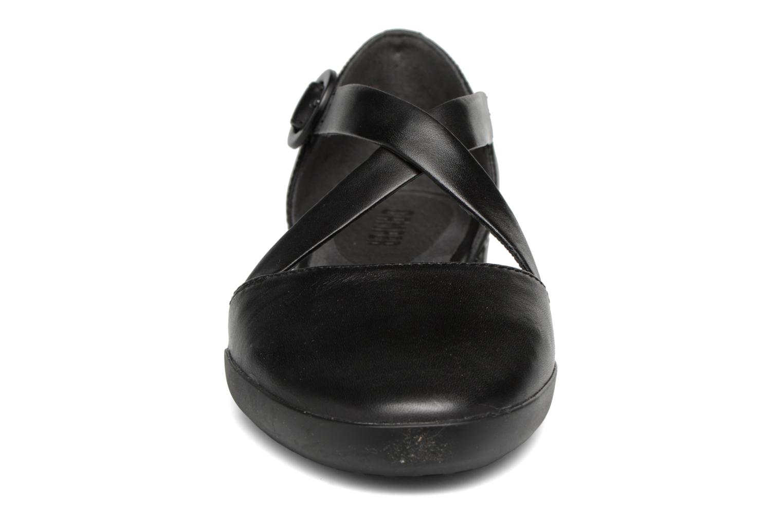 Ballerinas Camper Casi Tiptap schwarz schuhe getragen