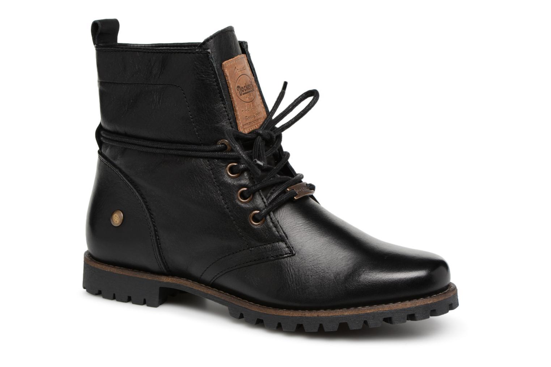 Grandes descuentos últimos zapatos Dockers  Alina (Negro) - Botines  Dockers Descuento 7c5e9d