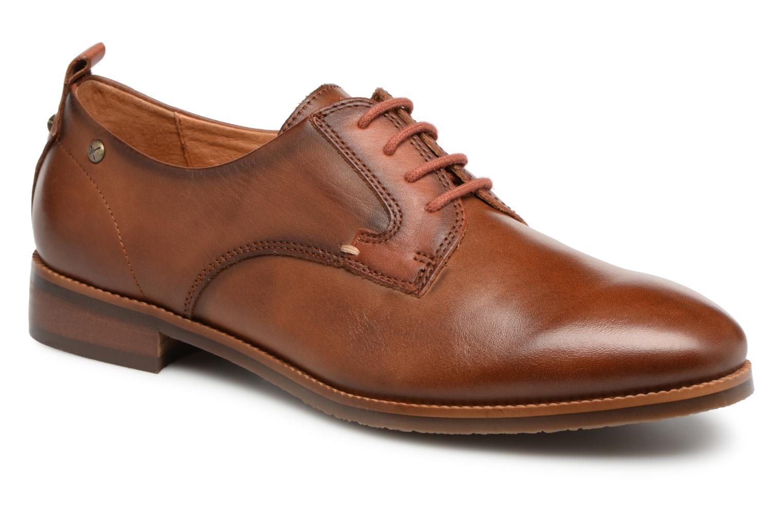 Grandes descuentos últimos zapatos Pikolinos Royal W4D-4723C1 (Marrón) - Zapatos con cordones Descuento