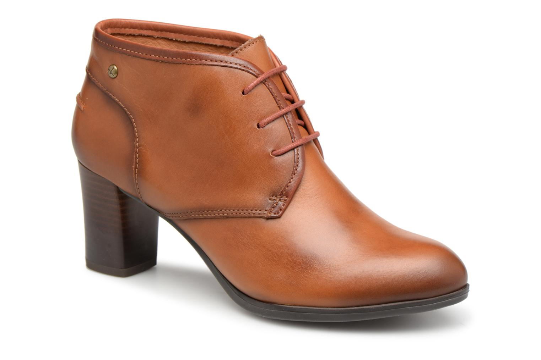 Los zapatos más populares para hombres y mujeres Pikolinos Viena W3N-8687 (Marrón) - Botines  en Más cómodo